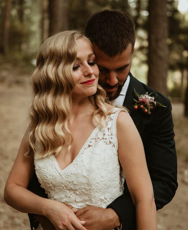 servicio fotografía de bodas