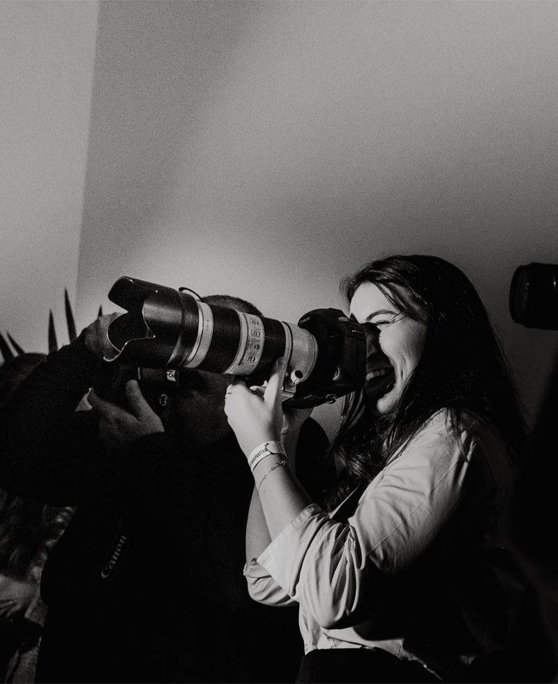 formación fotografía